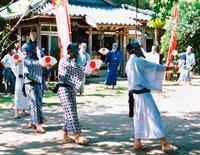 西之盆踊り
