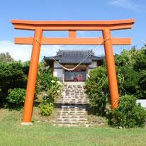 種子島観光門倉岬神社