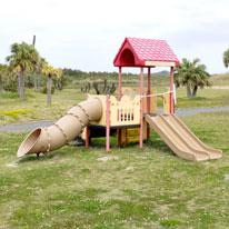 種子島観前之浜海浜公園遊具