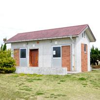 種子島観光前之浜海浜公園トイレ