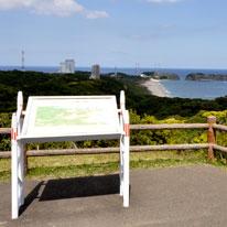 種子島観光宇宙センター展望所