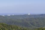 宇宙ヶ丘公園ロケット打ち上げ見学場